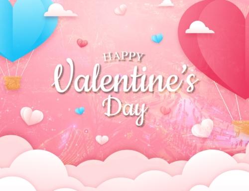 Valentinstag am Eis – Linzer Eismagie